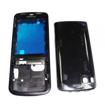 Корпус Nokia C3-01 черный