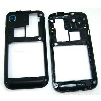 Средняя часть корпуса Samsung i9000 черная