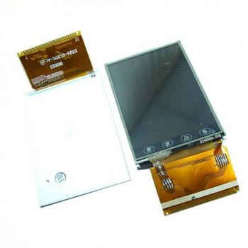 Дисплей для китайского телефона p-n: XT024-013FPC-A1, в комплекте сенсор