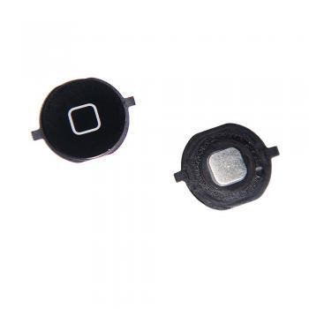 Кнопка HOME внешняя для iPhone 4S черная