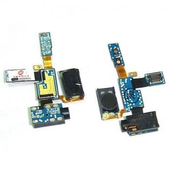 Шлейф Samsung i8700 Omnia 7 + разъем зарядки и динамик