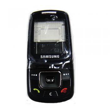 Корпус Samsung X530 черный, в комплекте клавиатура
