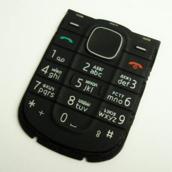 Клавиатура Nokia 1202 черная