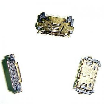 Разъем зарядки LG KP500 KP510 KE970 GD330 (18 pin)
