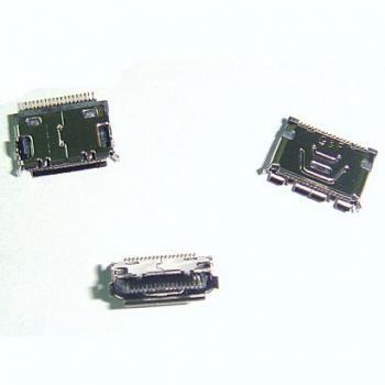 Разъем зарядки LG KG800 KE770 KS20 (18pin)