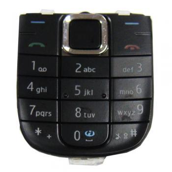 Клавиатура Nokia 3120cl черная