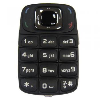 Клавиатура Nokia 6085 черная