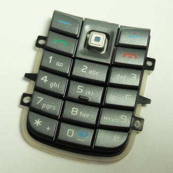Клавиатура Nokia 6020 серая