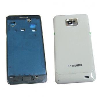 Корпус Samsung i9100 Galaxy 2 белый