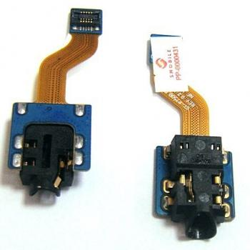 Шлейф Samsung P7500 + разъем под наушники