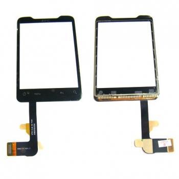 Сенсорный экран HTC Wildfire CDMA ADR6225 Bee черный