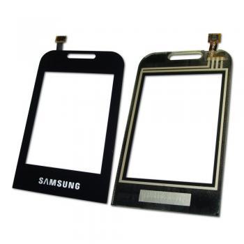 Сенсорный экран Samsung C3500 черный