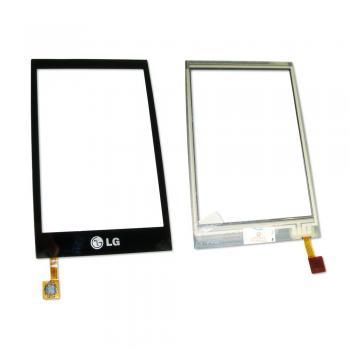 Сенсорный экран LG GW620 черный