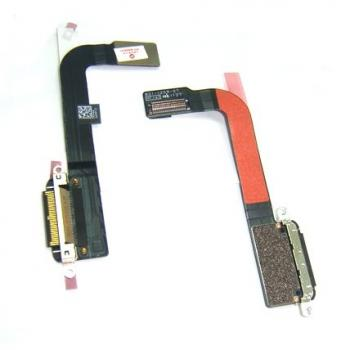 Шлейф iPad 3 + разъем зарядки (копия)