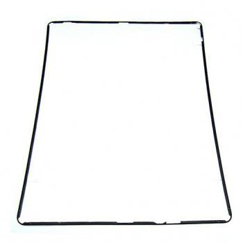 Пластиковая рамка под сенсор iPad 3 / iPad 4 черная (оригинал)