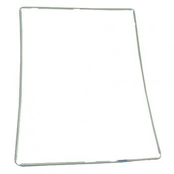 Пластиковая рамка под сенсор iPad 3 / iPad 4 белая (оригинал)