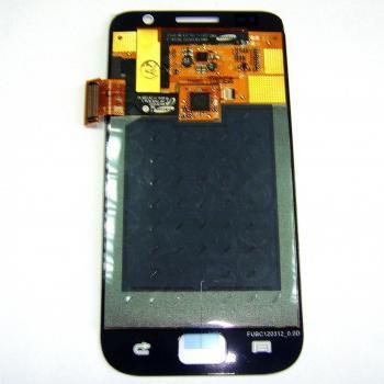 Дисплей Samsung i9000 с сенсором, белый (оригинальные комплектующие)