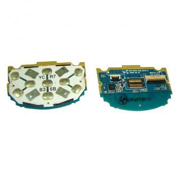 Клавиатурная плата Samsung B520 верхняя