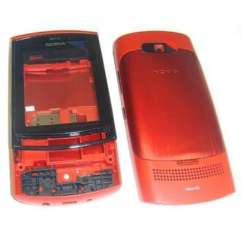 Корпус Nokia 303 Asha красный