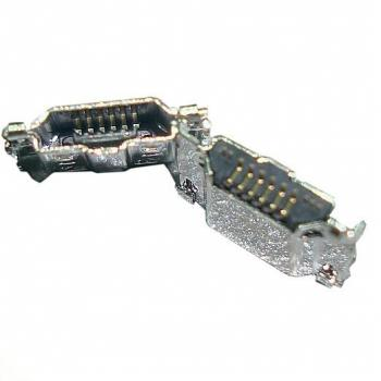 Разъем зарядки Samsung i9300 Galaxy S3 i9200 Galaxy Mega T3100 T3110 Galaxy Tab 3 (оригинал Китай)