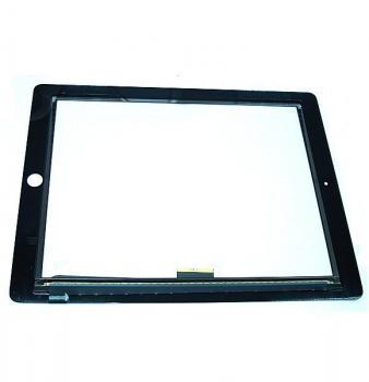 Сенсорный экран iPad 3 iPad 4 черный (копия)