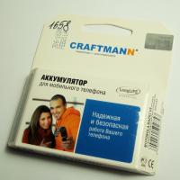 Аккумуляторная батарея Motorola V8 CRAFTMANN (800mAh)