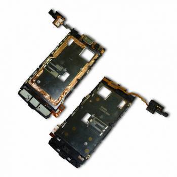 Шлейф Nokia X6 + разъем под наушники и 3G камера