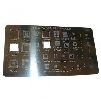 Трафарет BGA (A260) Nokia N97 N85 N82 N79