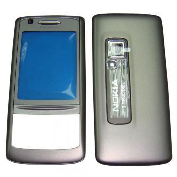Корпус Nokia 6280 серебристый