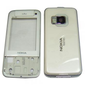 Корпус Nokia N81 8 Гб белый