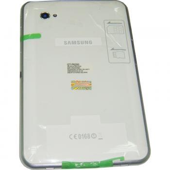 Корпус Samsung P6200 Galaxy Tab 7.0 белый