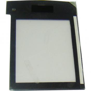 Стекло Nokia X3 черное
