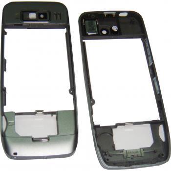 Средняя часть корпуса Nokia E52 серая (оригинал 100%)