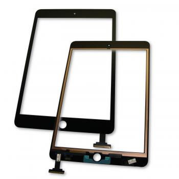 Сенсорный экран iPad Mini / iPad Mini 2 черный (оригинальные комплектующие)