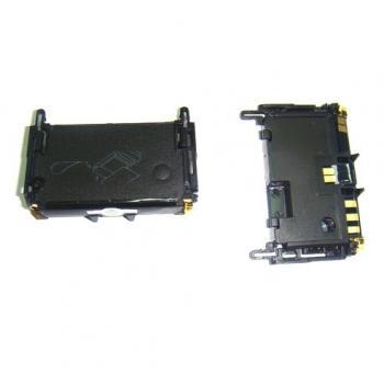 Кнопка включения Nokia 3250 - внутренняя с антеной, черная