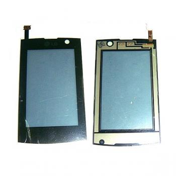 Сенсорный экран LG CT810 серебряный