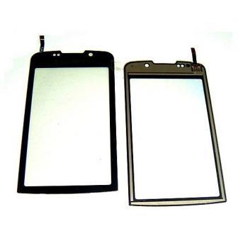 Сенсорный экран Samsung B7610 Omnia PRO черный