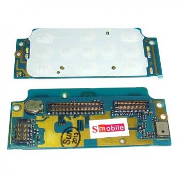 Клавиатурная плата Sony Ericsson W910 функциональная, с микрофоном