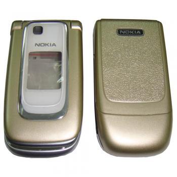 Корпус Nokia 6131 золотистый