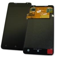 Дисплей HTC J Z321e One J с сенсором, черный