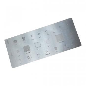 Трафарет BGA iPhone 5S (25 в одном) P3018