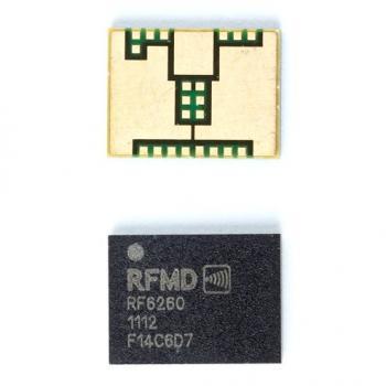 Микросхема SKY77604-31 усилитель мощности Samsung i9300 Galaxy S3 i9220 Galaxy Note
