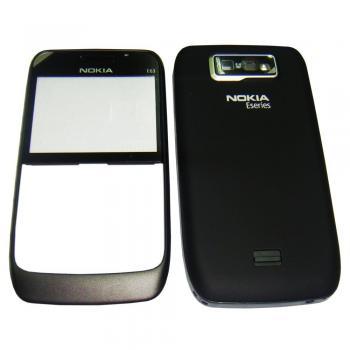 Корпус Nokia E63 черный