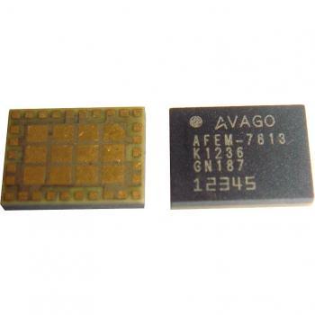 Микросхема iPhone 5 AVAGO AFEM-7813 усилитель мощности