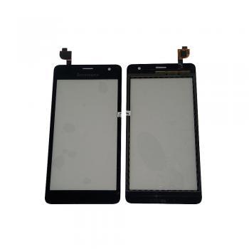 Сенсорный экран Lenovo K860 черный