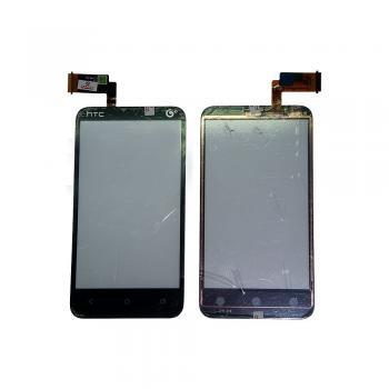 Сенсорный экран HTC Desire VT T328t черный