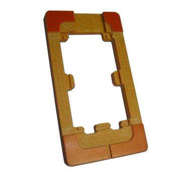 Форма на iPhone 5 для фиксации зазора между дисплеемм при склеивании