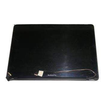 """Дисплей MacBook Pro A1278 MB990 MB991 13.3"""" с крышкой корпуса и шлейфами (оригинал БУ, снято с аппарата)"""