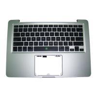 Клавиатурный модуль MacBook Pro MB466 MB467 + верхняя панель и клавиатура (оригинал БУ, снят с аппарата)