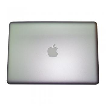 Верхняя крышка корпуса MacBook Pro MB374 MB375 + рамка крепления LCD (оригинал БУ, снято с аппарата)